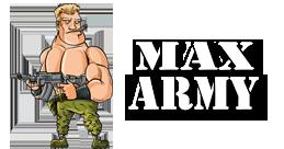 E-shop maxarmy.cz spolupráce